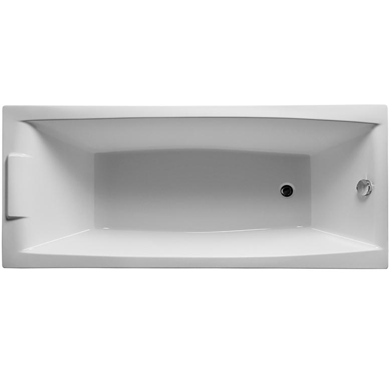 Акриловая ванна Relisan Kristina 170x75 Белая акриловая ванна relisan lada 130x70 белая