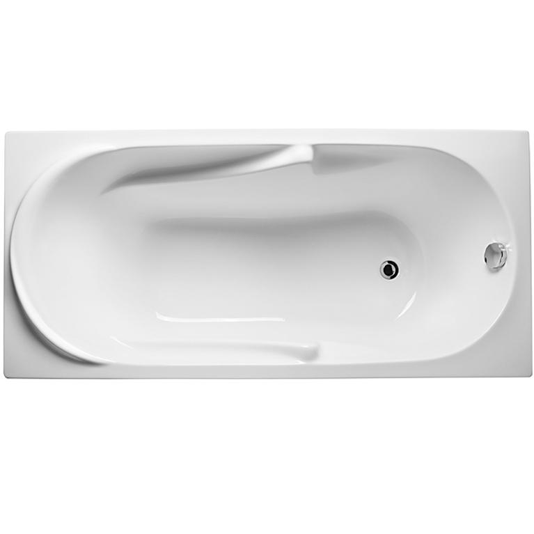 Daria 150x70 БелаяВанны<br>Акриловая ванна Relisan Daria 150x70 см прямоугольной формы с лаконичным и привлекательным дизайном. Подходит для любой ванной комнаты и разработана специально для максимально комфортного нахождения в ней человека.<br>Ванна изготовлена из 100% литьевого акрила европейской марки Lucite (Англия) с усиленным армирующим слоем по всей внутренней поверхности. Изначальный неусиленный лист акрила - толщиной 5 мм – роскошный нескользящий высококачественный материал, из которого ванна прекрасно поддается реставрации после многих лет использования.<br>Ванна требует ухода с использованием безабразивных средств.<br>В комплекте поставки - чаша ванны.<br>