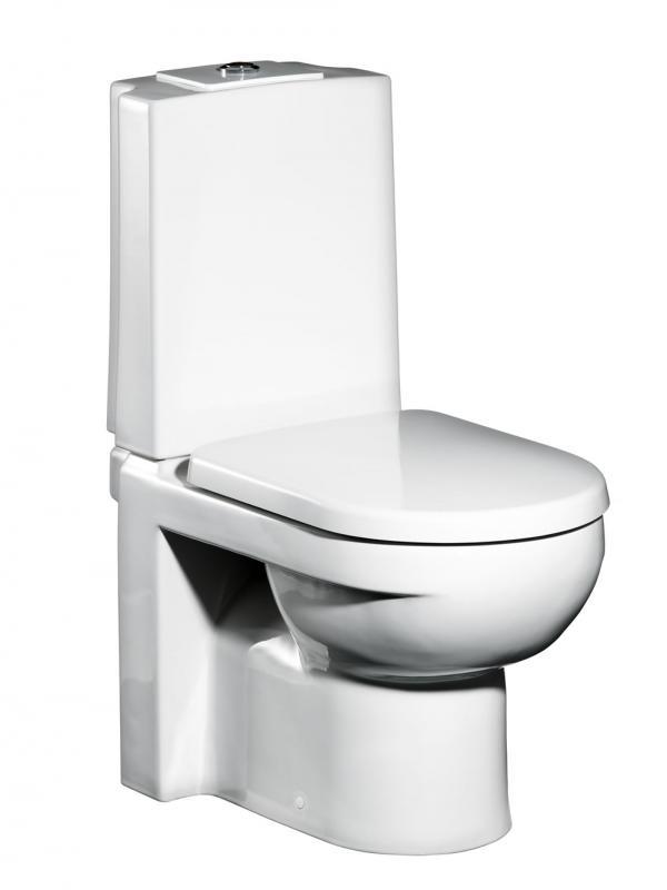 Artic 4310 напольный с сиденьем soft-closeУнитазы<br>Унитаз Gustavsberg Artic 4310 с выпуском в стену.Бачок на 6 литров, с двойным смывом на 3 и 6 литра.Крепится 4 винтами к полу, крепление в комплекте. Сиденье с механизмом микролифт входит в комплект.<br>