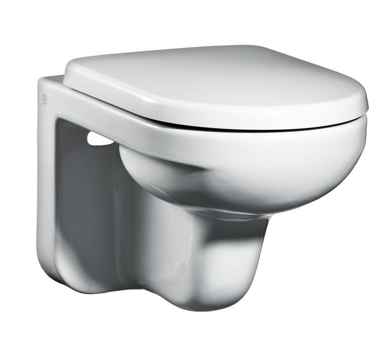 купить Унитаз Gustavsberg Artic 4330 с сиденьем Микролифт дешево