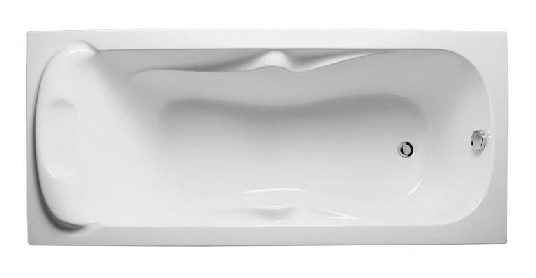 Marina 170x75 Без гидромассажаВанны<br>Relisan Marina 170 прямоугольная акриловая ванна. Стоимость указана за ванну без гидромассажа, каркаса, слива-перелива и фронтальной панели.<br>