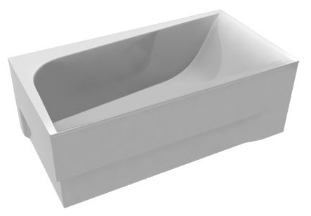 Boomerang 1900х900  Без гидромассажаВанны<br>Vayer Boomerang 1900х900 прямоугольная акриловая ванна.<br>