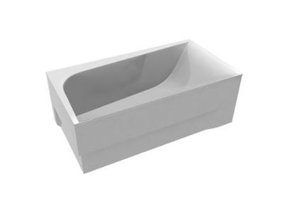Boomerang 1800х800 Без гидромассажаВанны<br>Vayer Boomerang 1800х800 прямоугольная акриловая ванна.<br>
