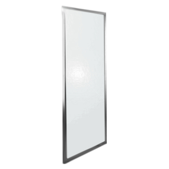 Фото - Боковая стенка для душевого уголка Radaway Twist S 100x190 профиль хром, стекло прозрачное боковая стенка radaway twist s 90 прозрачное