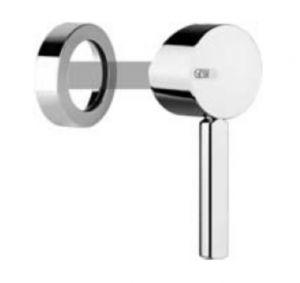 Ozone 13909.031 ХромСмесители<br>Наружная ручка для душевой кабинки встраиваемая Gessi Ozone 13909.031.<br>