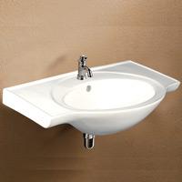 800-8210 (LT-8210) БелаяРаковины<br>Melana LT-8210  раковина для ванной встраиваемая. Смеситель в комплект не входит.<br>