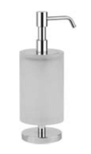 Minix 15537.031 ХромАксессуары для ванной<br>Дозатор для стола Gessi Minix 15537.031.<br>