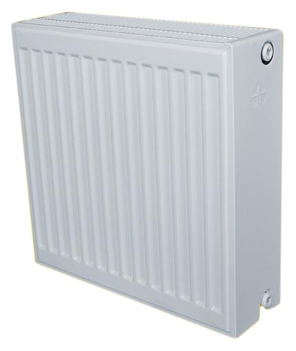 Радиатор отопления Лидея ЛК 33-504 белый