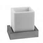 Rettangolo 20807.031 КерамикаАксессуары для ванной<br>Стакан настенный Gessi Rettangolo 20807.031.<br>