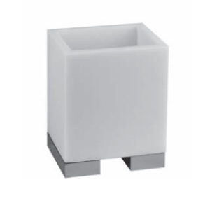 Rettangolo 20831.031 КерамикаАксессуары для ванной<br>Стакан для стола Gessi Rettangolo 20831.031.<br>