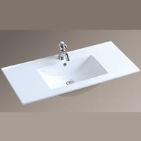 800-8004-100 (LT-7506-100) БелаяРаковины<br>Melana LT-7506-100 раковина для ванной встраиваемая. Смеситель в комплект не входит.<br>