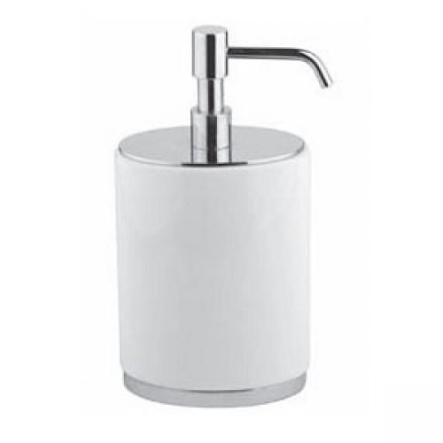 Ovale 25338.031 КерамикаАксессуары дл ванной<br>Дозатор дл стола Gessi Ovale 25338.031.<br>