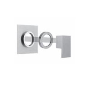 Смеситель для душа Gessi Rettangolo 20109.031 Хром смеситель для раковины gessi rettangolo cascata 11983 031 хром