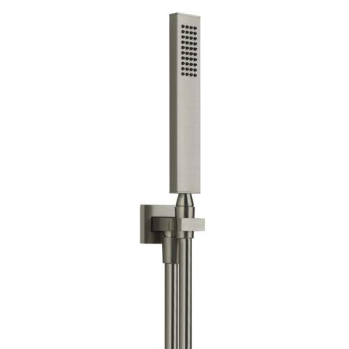 Shower Sets 20123.031 ХромДушевые гарнитуры<br>Душевой комплект (лейка, держатель, шланг, выпуск) Gessi Shower Sets 20123.031.<br>
