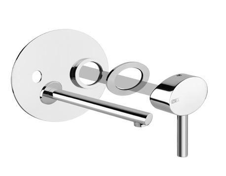 Смеситель для раковины Gessi Ovale 23088.031 Хром смеситель для биде gessi ovale 23007 031