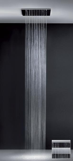 Minimali 32916.238 Зеркальная стальВерхние души<br>Душ потолочный, 1 функция Gessi Minimali 32916.238.<br>