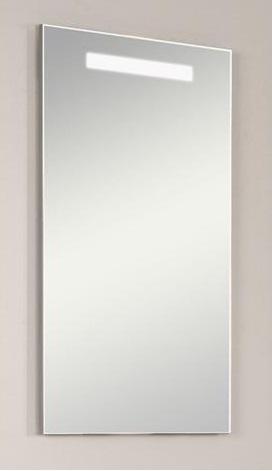 Зеркало Акватон Йорк 60 с подсветкой 1A173702YO010 Белое