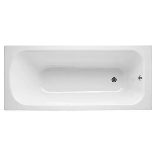 Catherine E2953-F-00 БелаяВанны<br>Ванна чугунная Jacob Delafon Catherine E2953-F-00, размер 1700x750 мм с антискользящим покрытием, с отверстиями для ручек. Материал: чугун высокого качества. Цвет белый.<br>