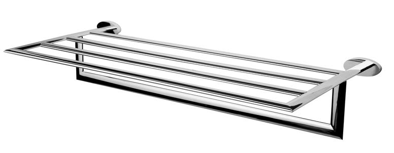 Awe A1537700 ХромАксессуары для ванной<br>Вешалка AM PM Awe A1537700 тройная, для полотенец.<br>