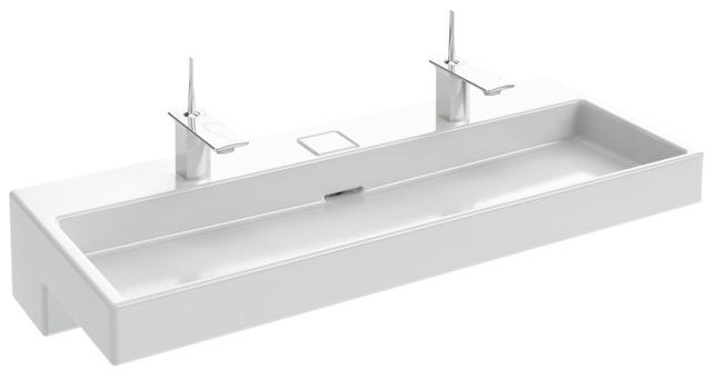Terrace EXB112-00 С подсветкойРаковины<br>Раковина-столешница Jacob Delafon Terrace EXB9112-00 120х49 см, на собственной опоре. C подсветкой. Отверстие для смесителя.<br>