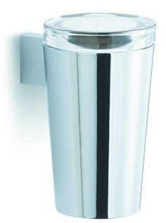 Lapiana LN02C ХромАксессуары для ванной<br>IBB Lapiana стакан с держателем LN02C. Цвет хром.<br>