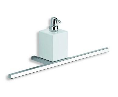Xoni XO90 ХромАксессуары для ванной<br>IBB Xoni комплект для биде двойной с дозатором XO90.<br>