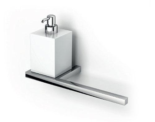 Xoni XO91 ХромАксессуары для ванной<br>IBB Xoni полотенцедержатель одинарный с дозатором XO91.<br>