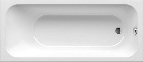 Chrome 160 БелаяВанны<br>Ванна акриловая Ravak Chrome 160. Овальная форма, удобный наклон спинки и вертикальные стенки способствуют комфортному принятию ванны или душа.<br>
