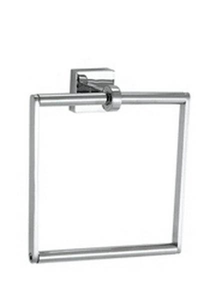 Angelo 81.40.00 ХромАксессуары для ванной<br>Angelo 81.40.00 кольцо для полотенца.Изготовлено из латуни, содержание свинца 1,0-1,6 %. Покрытие хром 0,25-0,35 микрометра. Комплект креплений (дюбель, саморез).<br>