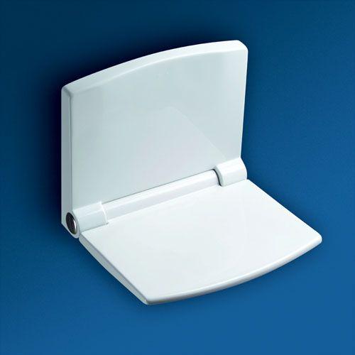 54.002.01.0000 с микролифтомАксессуары для ванной<br>Sanit 54.002.01.0000 сиденье для душа с микролифтом белое.<br>