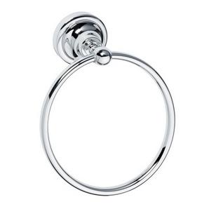 Retro chrom  144304062 ХромАксессуары для ванной<br>Bemeta  Retro chrom  144304062  круглый держатель для полотенца.<br>