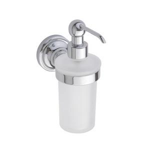 Retro chrom 144309012 ХромАксессуары для ванной<br>Bemeta   Retro chrom 144309012  дозатор жидкого мыла.<br>