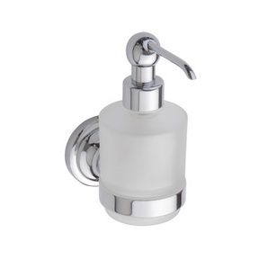 Retro chrom 144309102 ХромАксессуары для ванной<br>Bemeta  Retro chrom 144309102 мини-дозатор жидкого мыла.<br>