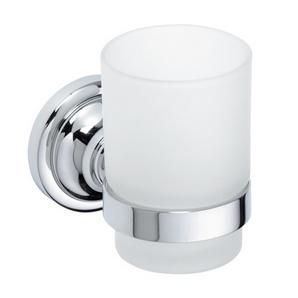 Retro chrom 144310012 ХромАксессуары для ванной<br>Bemeta Retro chrom 144310012 держатель для стакана.<br>