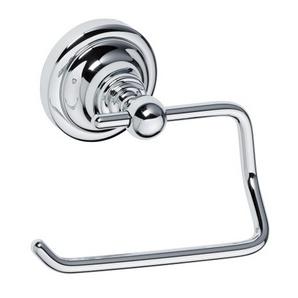 Retro chrom 144312022 ХромАксессуары для ванной<br>Bemeta   Retro chrom 144312022 держатель для туалетной бумаги без крышки.<br>