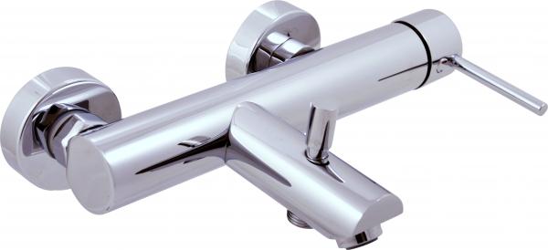 Seina SE954.5 ХромСмесители<br>Rav Slezak Seina  SE954.5 смеситель для ванны с автоматическим переключением. Установка на стену.<br>