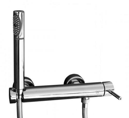 Seina SE980.5/2 ХромСмесители<br>Rav Slezak Seina SE980.5/2 смеситель для душа.  С ручным гигиеническим душем в комплекте. Монтаж в стену.<br>