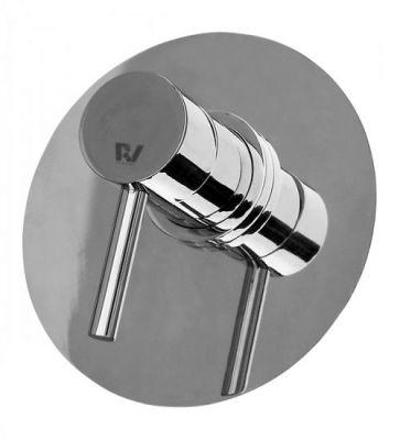 Seina SE983R ХромСмесители<br>Rav Slezak Seina SE983R смеситель для душа. <br>Декоративная крышка d=150 мм.<br> Монтаж в стену.<br>