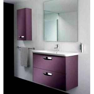 Gap 80 ZRU9302740 ВиноградМебель для ванной<br>Тумба под раковину Roca Gap ZRU9302740. Цвет виноград.<br>