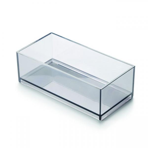 Gap 858A55000  ПрозрачныйМебель для ванной<br>Ящик-органайзер Roca Gap  858A55000 прозрачный.<br>