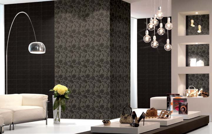 купить Керамическая плитка Vallelunga Lirica Visone Dec. Cornice 10x30 декор онлайн