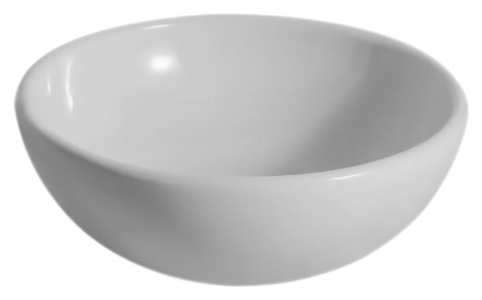 Lavabi darredamento Free LAT41 bianco lucidoРаковины<br>Раковина накладная Globo Lavabi darredamento Free LAT41 белая глянцевая. Донный клапан свободного слива с керамической крышкой. В комплекте поставки: чаша раковины, донный клапан и комплект креплений.<br>