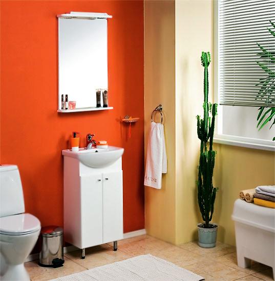 Мира Н 45 белая глянцеваяМебель для ванной<br>Тумба под раковину Акватон Мира Н 45 1A104401MR010 на двух ножках, с двумя распашными дверцами и полкой за ними. Корпус выполнен из ДСП с ламинированным покрытием, обладает повышенной влагостойкостью и сопротивляемостью износу, не выделяет вредных испарений, хорошо выдерживает воздействие бытовых химических средств, за исключением абразивных материалов и едких веществ и жидкостей. Фасадные детали изготавливаются из МДФ с пятислойной покраской.<br>
