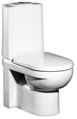 Унитаз Gustavsberg Artic 4300 Белый GB114300301737