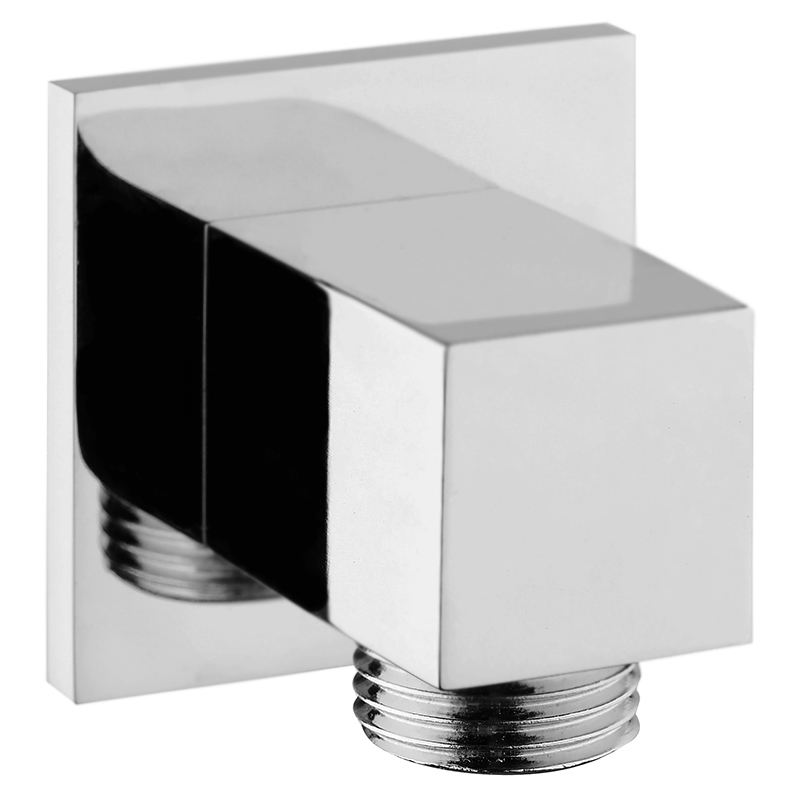 Comfort AC0337 ХромДушевые гарнитуры<br>Шланговое подключение Webert Comfort AC0337015 угловое, настенное.<br><br>Покрытие: глянцевый хром.<br>Материал: качественная латунь с минимальным процентом свинца: <br>Состав материала соответствует международным нормам.Защита от царапин, влаги и воздействия окружающей среды.<br>Подключение: G1/2 М.<br><br>