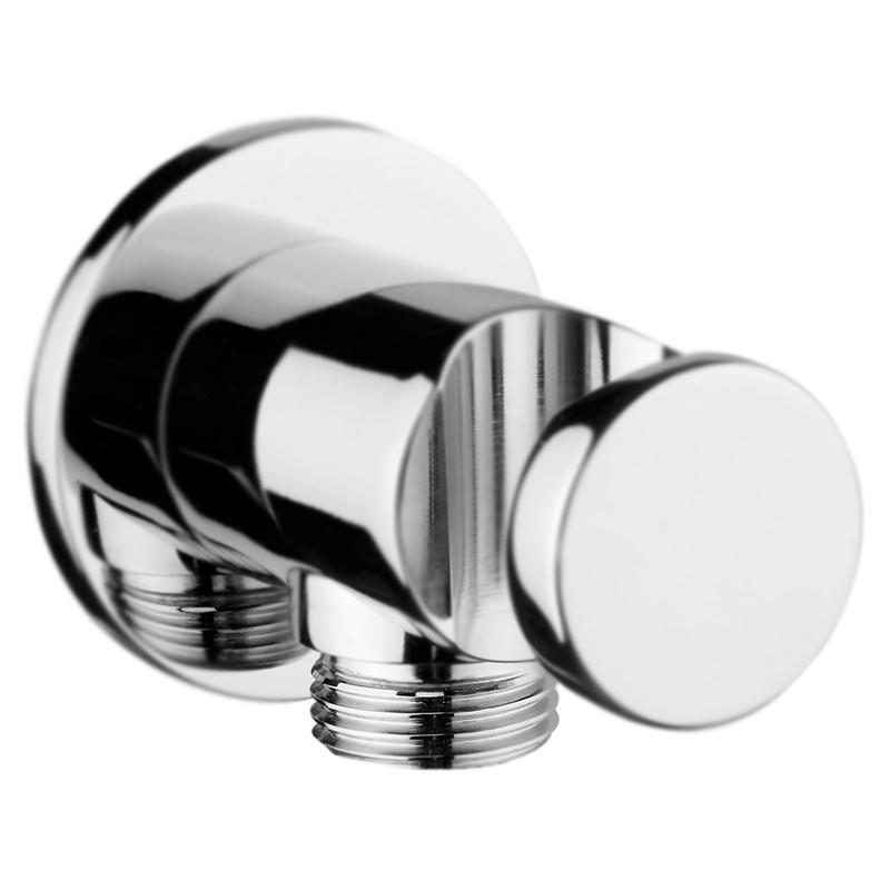 Comfort AC0478 ХромДушевые гарнитуры<br>Шланговое подключение Webert Comfort AC0478015 угловое, настенное, с держателем ручного душа.<br><br>Покрытие: глянцевый хром.<br>Материал: качественная латунь с минимальным процентом свинца: Состав материала соответствует международным нормам.<br>Защита от царапин, влаги и воздействия окружающей среды.<br>Подключение: G1/2 М.<br><br>