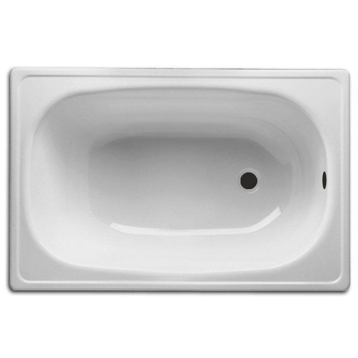 Europa Mini 105x70 B15ESLS БелаяВанны<br>Стальная ванна B15ESLS одновременно вместительна по объему и при этом компактна по размерам (105 см), что позволяет ее гармонично расположить даже в малогабаритных ванных комнатах. Ванна имеет эмалевое покрытие, устойчивое к воздействию света, химическим веществам и механическим повреждениям.<br>