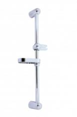 PD0016 ХромДушевые гарнитуры<br>Rav Slezak PD0016 душевая штанга с мыльницей. Длина - 60 см. Установка на стену.<br>
