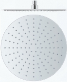 KS0001 ХромВерхние души<br>Rav Slezak KS0001 потолочная душевая лейка. D=30 см. Антиизвестковое покрытие.<br>