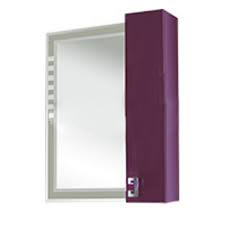 Acquisto Ac700.11 01/02 ФиолетовоеМебель для ванной<br>Зеркало со шкафчиком Valente Acquisto Ac700.11 01/02.<br>